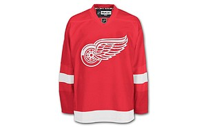 dres Reebok Authentic Detroit Red Wings