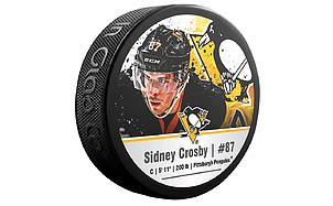 puk NHLPA Sidney Crosby