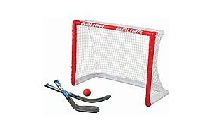 brána Bauer Knee Hockey Set