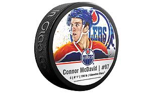 puk NHLPA Connor McDavid
