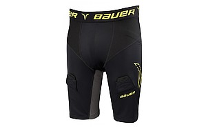 suspenzor Bauer Premium Compression Jock Short JR