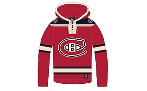 mikina 47 Lacer Montreal Canadiens SR