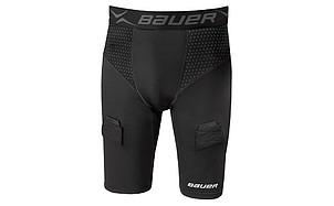 suspenzor Bauer Premium Comp.Jock Short SR
