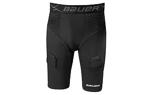 suspenzor Bauer Premium Comp.Jock Short JR