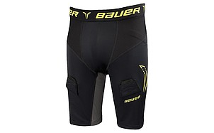 suspenzor Bauer Premium Compression Jock Short SR
