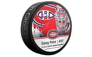 puk NHLPA Carey Price