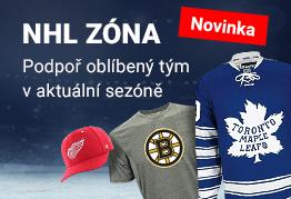 NHL sezona - podpoř svůj oblíbený tým