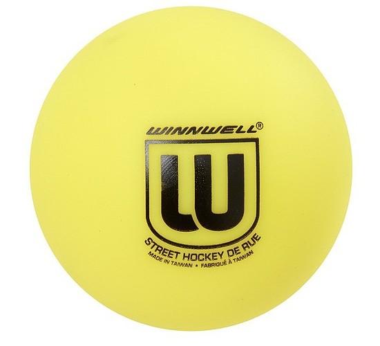 míček Winnwell Soft Yellow
