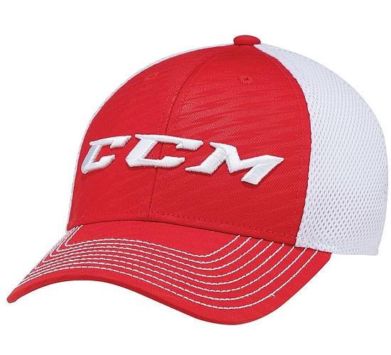 kšiltovka CCM Team Mesh Flex