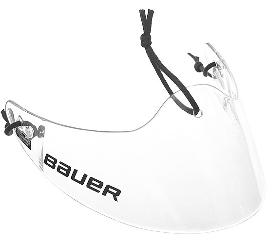 plexi Bauer Throat Protector JR
