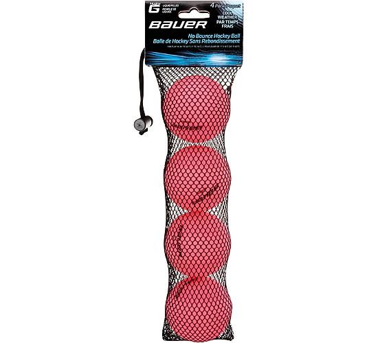 míčky Bauer Hydro Ball Cool 4set