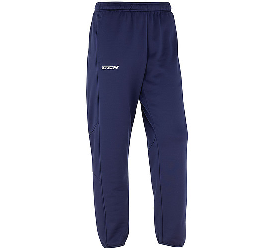 kalhoty CCM Locker Room JR