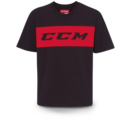 triko CCM True 2 Hockey Cotton SR