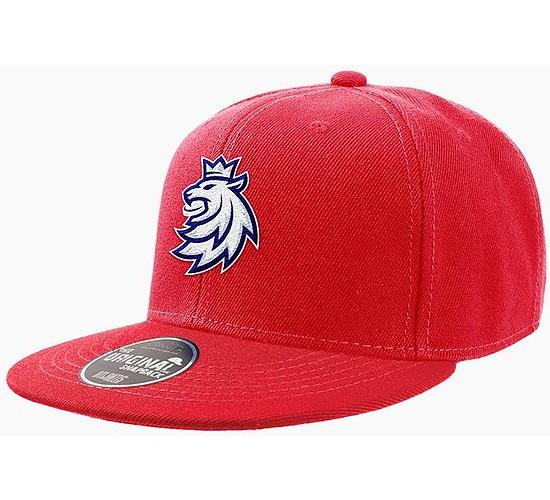 kšiltovka Český hokej Snap Logo JR