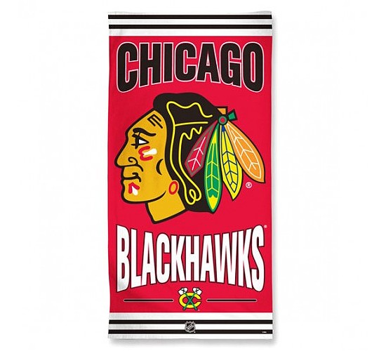 osuška Fibre Chicago Blackhawks