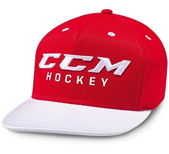 kšiltovka CCM True 2 Hockey Flat Brim Snapback