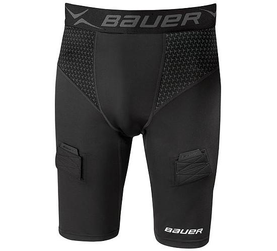 suspenzor Bauer Premium Comp.Jock Short JR