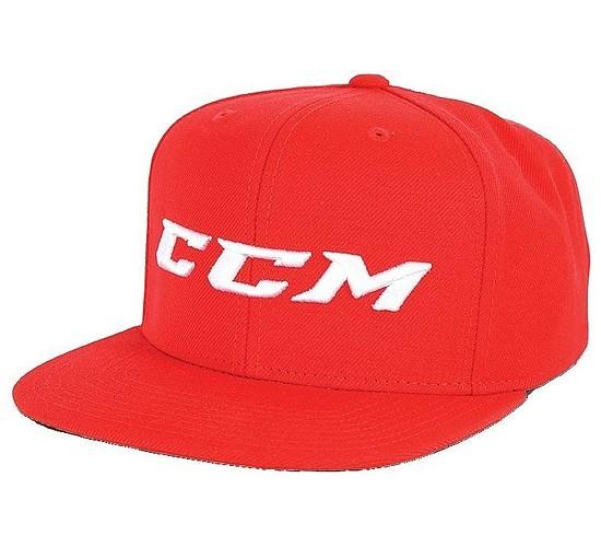 kšiltovka CCM Big Logo Snapback