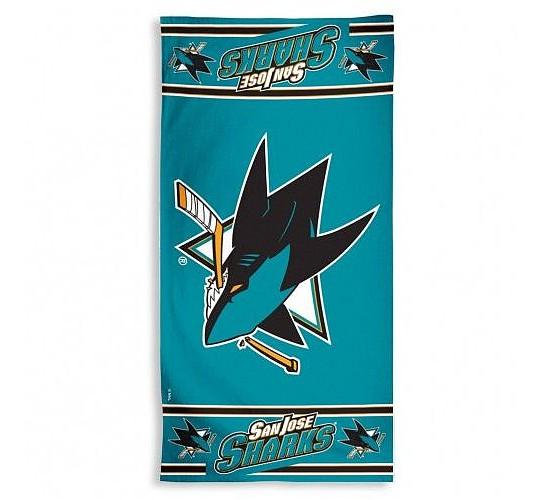 osuška Fibre San Jose Sharks
