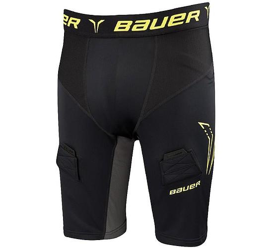 suspenzor Bauer Premium Compression Jock Short SR