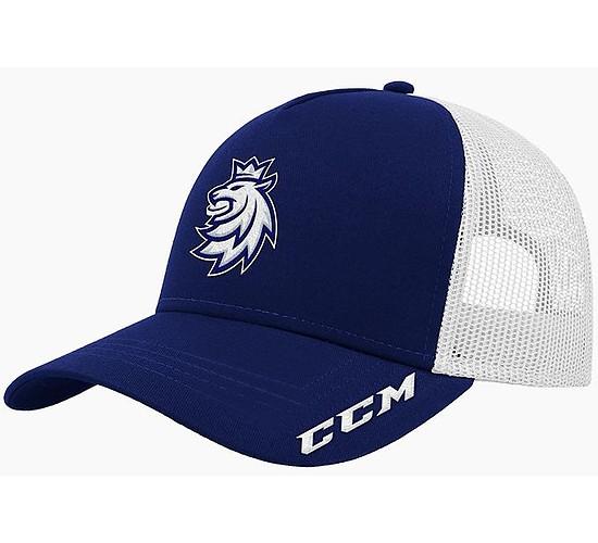 kšiltovka CCM Trucker Logo