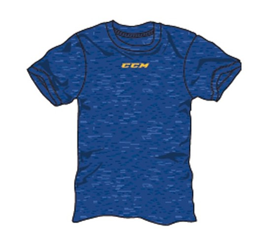 triko CCM Small Logo JR
