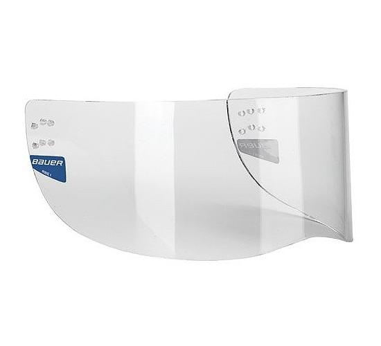 plexi Bauer RBE I Half Shield