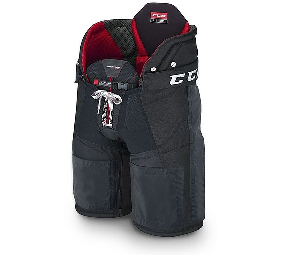 kalhoty CCM Jetspeed FT1 Velcro SR