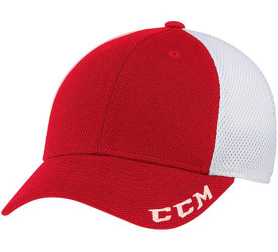 kšiltovka CCM Team Mesh