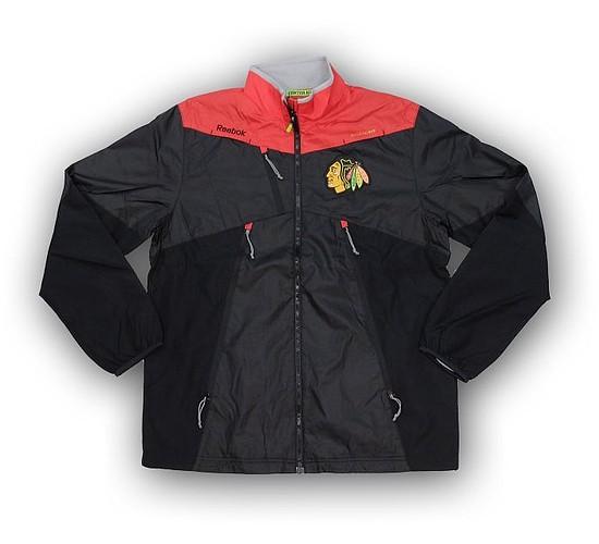bunda Reebok Cl Rink Chicago Blackhawks SR